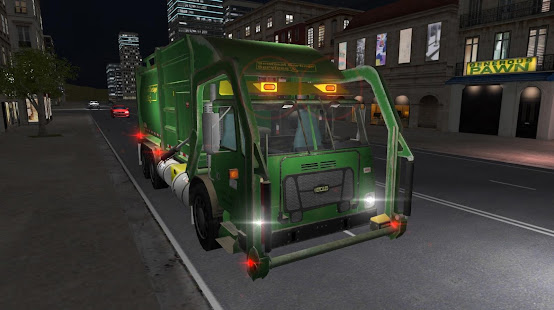 American Trash Truck Simulator 2020: Offline Games mod apk