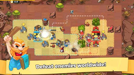Like a King RTS: 1v1 Strategy screenshots 5