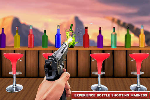 Bottle Shooting Free Games- Shooting Games Offline  Screenshots 13