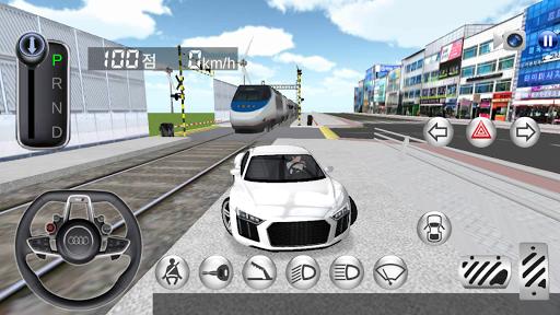 Code Triche Cours De Conduite 3D (Astuce) APK MOD screenshots 5