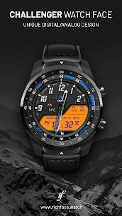 Challenger Watch Face 3