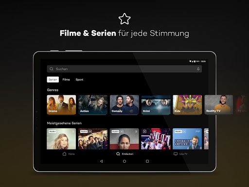 Joyn | deine Streaming App android2mod screenshots 13