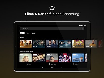Joyn | deine Streaming App Screenshot