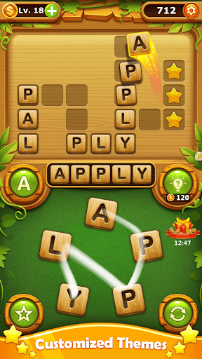 Word Cross Puzzle: Best Free Offline Word Games 3.6 Screenshots 9