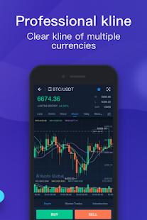Huobi Global 6.3.8 Screenshots 4