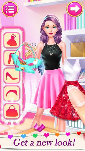 High School Date Makeup Artist - Salon Girl Games 1.1 screenshots 22