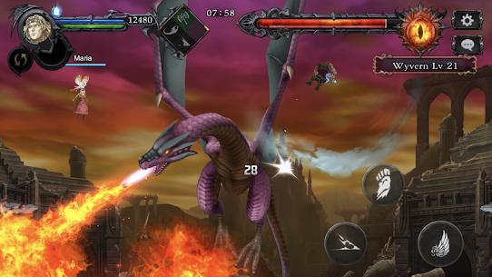 Castlevania Grimoire of Souls MOD APK 1.1.4 (Crit Damage) 6