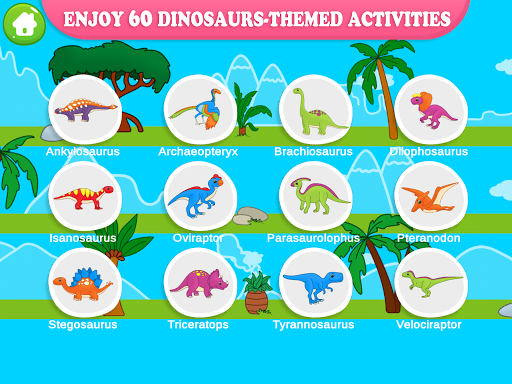 Dinosaur Puzzles for Kids  screenshots 18