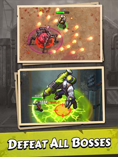 Zombie Survival: Eternal War apkpoly screenshots 13