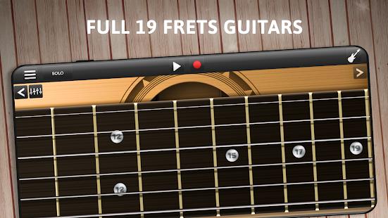 Guitar Solo HD 3.0 Screenshots 5