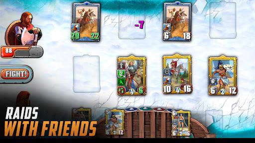 Heroes Empire: TCG - Card Adventure Game. Free CCG  screenshots 5