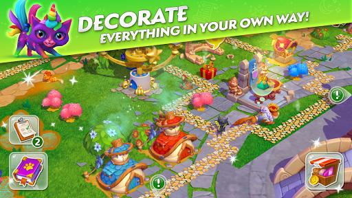 Cats & Magic: Dream Kingdom screenshots 5