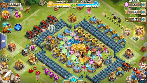 Castle Clash : Guild Royale screenshots 6
