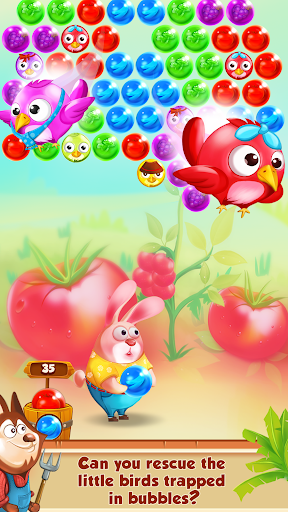 Bubble Shooter - Bubbles Farmer Game  screenshots 3