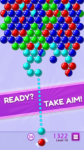 bubble shooter puzzle screenshot 3