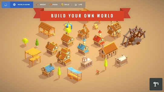 Pocket Build Mod Apk- open-world (Unlimited Resources) 2