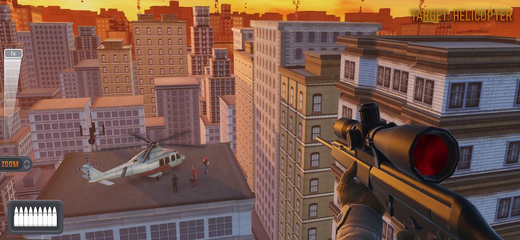 Sniper 3D: Fun Free Online FPS Shooting Game poster 5
