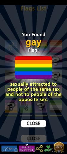 LGBT Flags Merge! screenshots 1