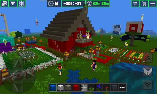 Multicraft: Block Craft Mini World 3D 2.15.1 screenshots 2