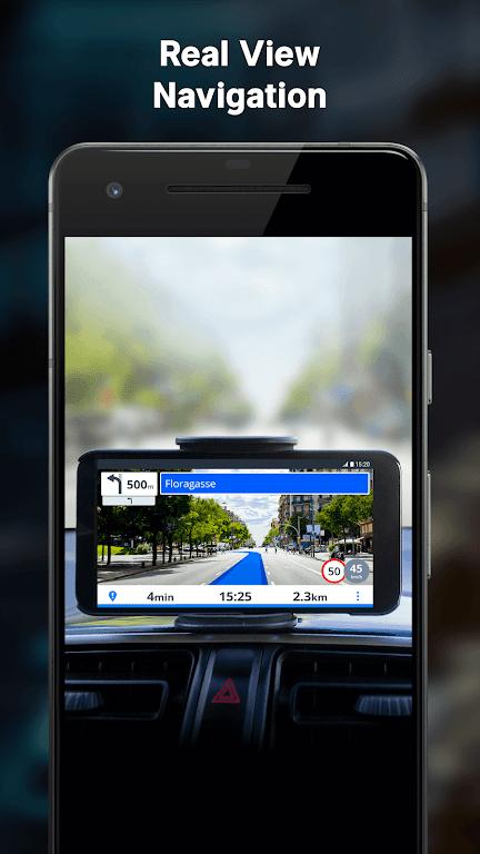 Sygic GPS Navigation & Offline Maps poster 5