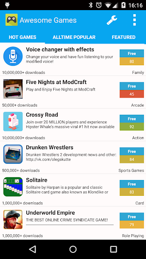 Find Awesome Games Apk 1