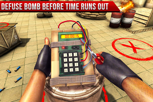 Real Commando Secret Mission - FPS Shooting Games 1.26 screenshots 4