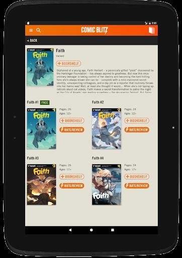 ComicBlitz 1.1.0 Screenshots 5