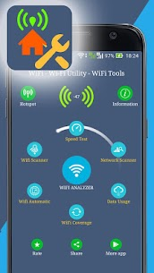WiFi Master  WiFi For Pc – Free Download For Windows 7/8/10 And Mac 2