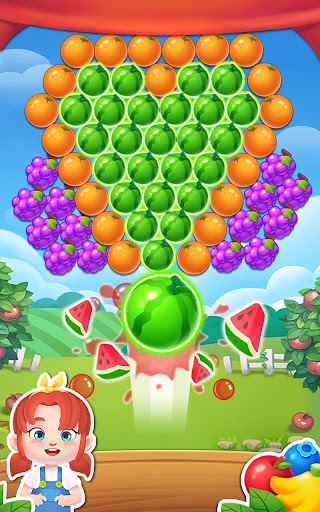 Bubble Blast: Fruit Splash 1.0.10 screenshots 23