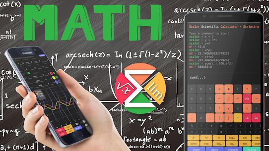 Scalar Pro — Most Advanced Scientific Calculator 1.1.17 Apk 4