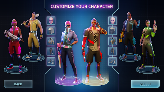 Cyberika: Action Adventure Cyberpunk RPG 2