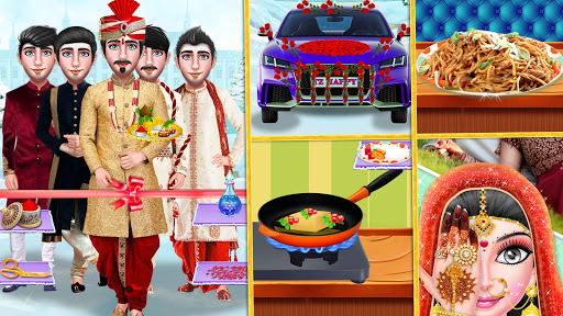 Indian Winter Wedding Arrange Marriage Girl Game  screenshots 22