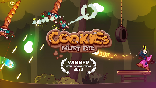 Cookies Must Die 1.1.4 screenshots 1