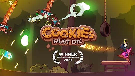 Cookies Must Die Mod Apk (God Mode) 1