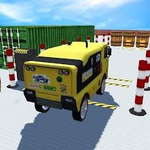 Rally Car Parking Game: Modern Parking 2021 APK