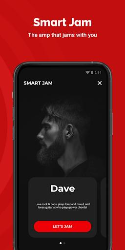 Spark Amp: Smart Jam, Chords screenshots 2