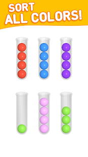 Sort Puzzle: Fun Ball 0.0.744 Screenshots 13