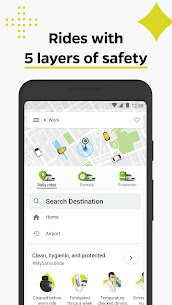 Ola, Safe and affordable rides Mod 5.3.7 Apk (Free Rides/Discounts) 1