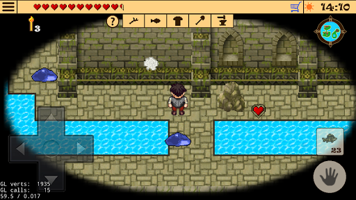 Survival RPG 2 - Temple ruins adventure retro 2d android2mod screenshots 13