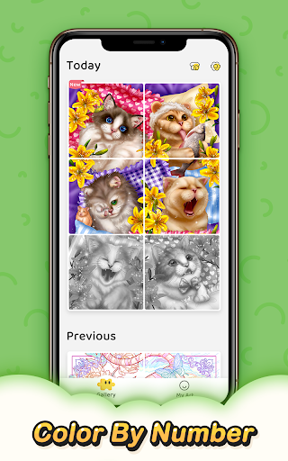 Jigsaw Coloring - Free Color By Number Puzzle Game apkdebit screenshots 11