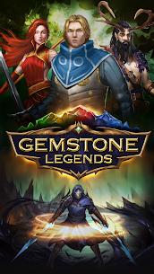 Gemstone Legends – Epic RPG Match3 Puzzle Game Mod Apk 0.38.403 (MENU MOD) 1