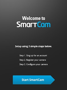 Samsung SmartCam Screenshot