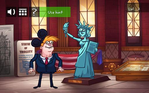Troll Face Quest: USA Adventure 2 screenshots 14