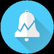 Stock Alerts Background - Stock market tracker