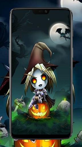 Halloween Spooky Wallpaper 2020  Screenshots 2