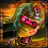Super Ninja Go game apk icon