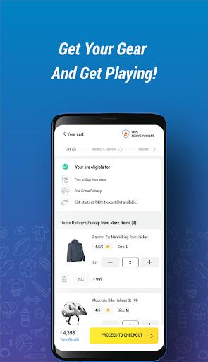 Decathlon Online Shopping App apktram screenshots 7