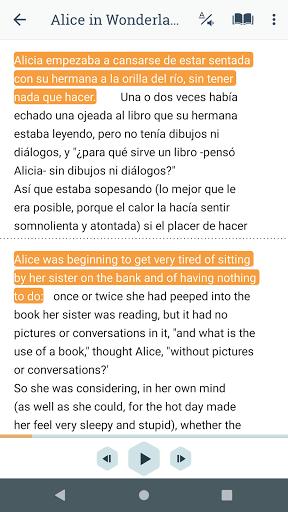Beelinguapp: Learn Languages Music & Audiobooks  screenshots 8