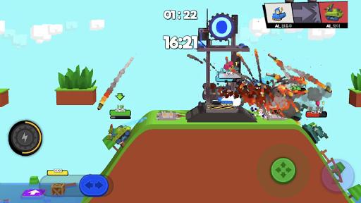 BOOM Tank Showdown android2mod screenshots 4