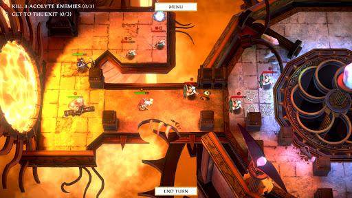 Warhammer Quest: Silver Tower 1.2003 screenshots 7